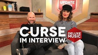 Curse im Interview mit Jennifer Weist - UPDATE DELUXE