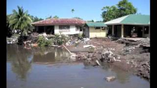 Pacific Islands Tsunami (October 2009): American Samoa Tsunami Response