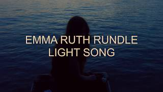 "Emma Ruth Rundle ""Light Song"" (Official Video)"