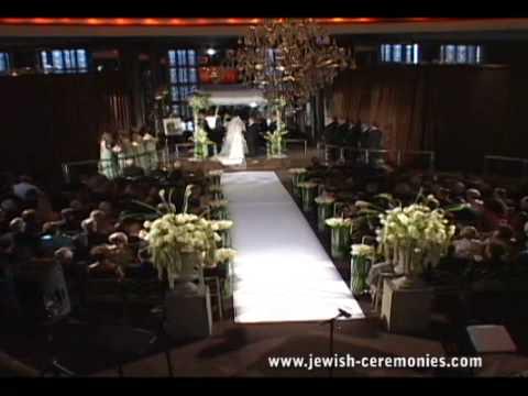 Rabbi Performs Jewish Interfaith Wedding