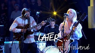 LUMP (Laura Marling and Tunng's Mike Lindsay) perform Curse of the Contemporary on Later… with Jools