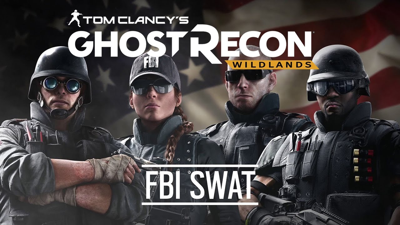 You can play as Rainbow 6 Siege operators in Ghost Recon ... |Ghost Recon Rainbow Six