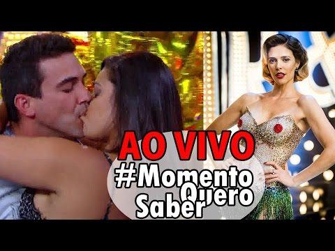 [AO VIVO] Amor & Sexo apelou? André Marques beija anônima na estreia do progama #MomentoQueroSaber