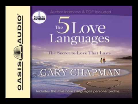 """The Five Love Languages"" by Gary Chapman - Ch. 1"