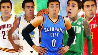 WHAT NBA PLAYER AM I?