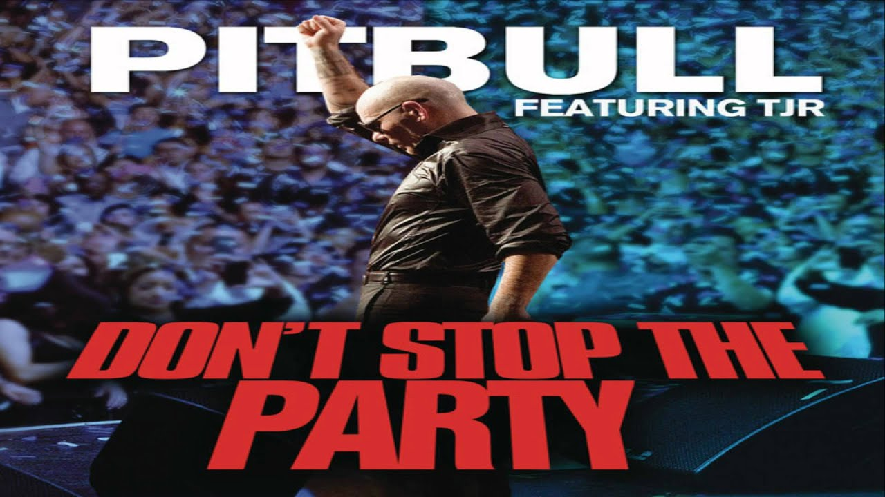 Don't stop the party by pitbull on spotify.