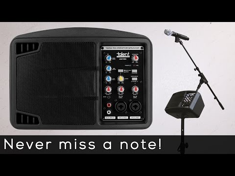 Talent AM150 Personal PA Speaker - Product...