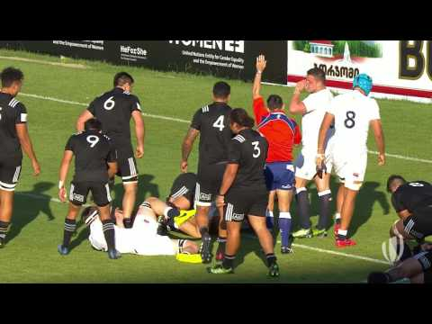 Asafo Aumuma scores incredible hatrick at World Rugby U20 final