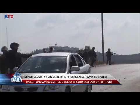 IDF Kills West Bank Terrorist