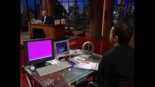 """DHSS - Klassiker 8 - 1.000 Folgen """"Harald Schmidt Show"""" (Folge 1000 - 16.11.2001)"""