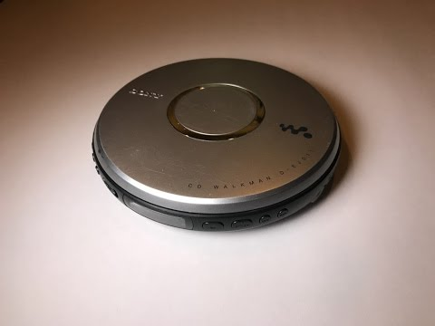 Retro Review - Sony CD Walkman
