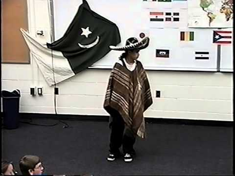 1998 NAHS Intercultural Club Fashion Show