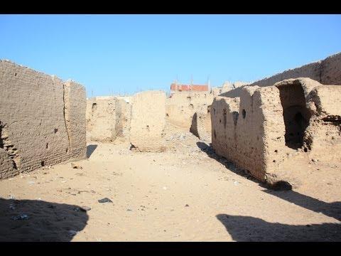 قلعة شيخ العرب همام بصعيد مصر Hammam S Castle In Upper Egypt Youtube