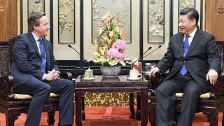 Chinese President discusses