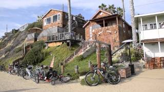 Crystal Cove Cottages, Southern California