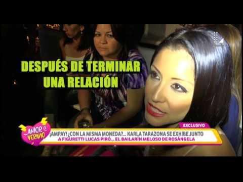 Karla Tarazona se vengó de la peor manera de Christian Domínguez