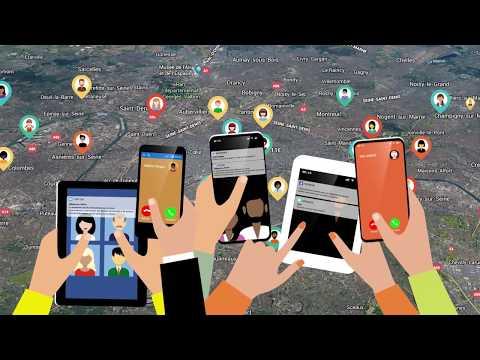 L' alerte et l'information des populations sur les réseaux sociaux du ministère de l'Intérieur