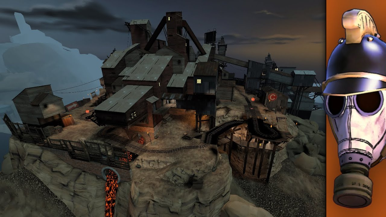 Tf2 Halloween Maps - Year of Clean Water