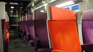 TGV-Thalys Trip Report | Paris-Brussels | Tripaholic Train Vlog 1 |