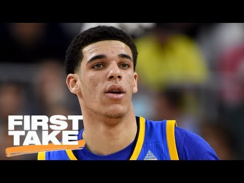 Lakers Concerned About Lonzo Ball | First Take | June 19, 2017