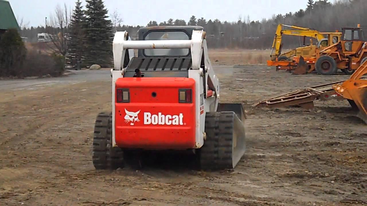 Bobcat T300 For Sale
