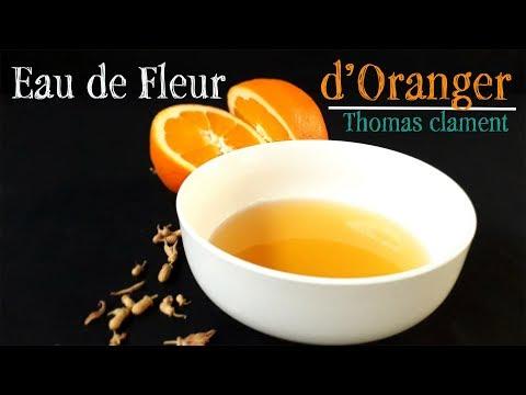 EAU DE FLEURS D'ORANGER