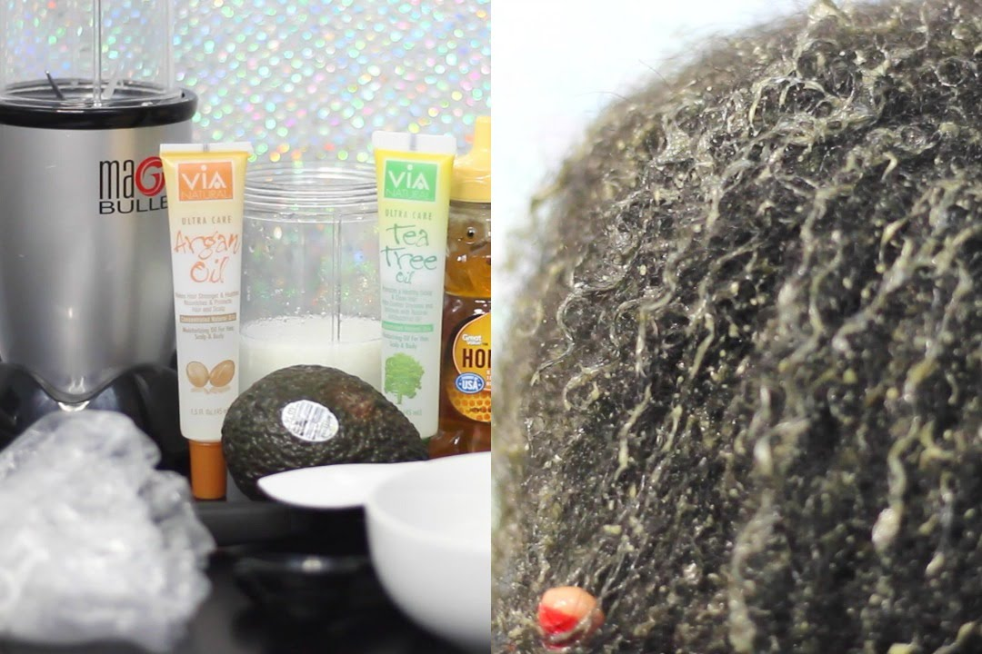 diy deep conditioning natural hair
