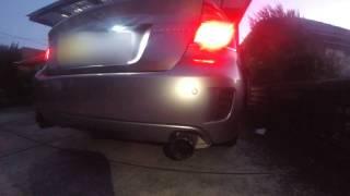 Subaru Liberty 3.0R Spec.B Exhaust [Raptor Headers]