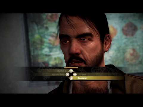 Alpha Protocol - PC | PS3 | Xbox 360 - Dialogue Stance System DSS official video game trailer HD