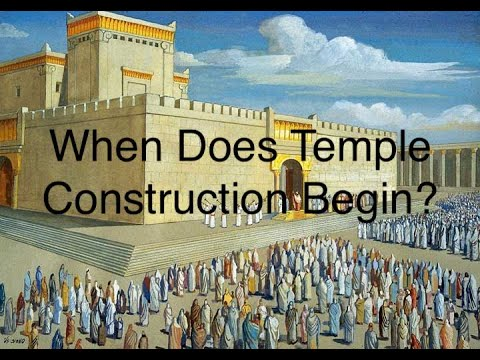 Is It Time To Rebuild The Temple? (Teruma 2021)