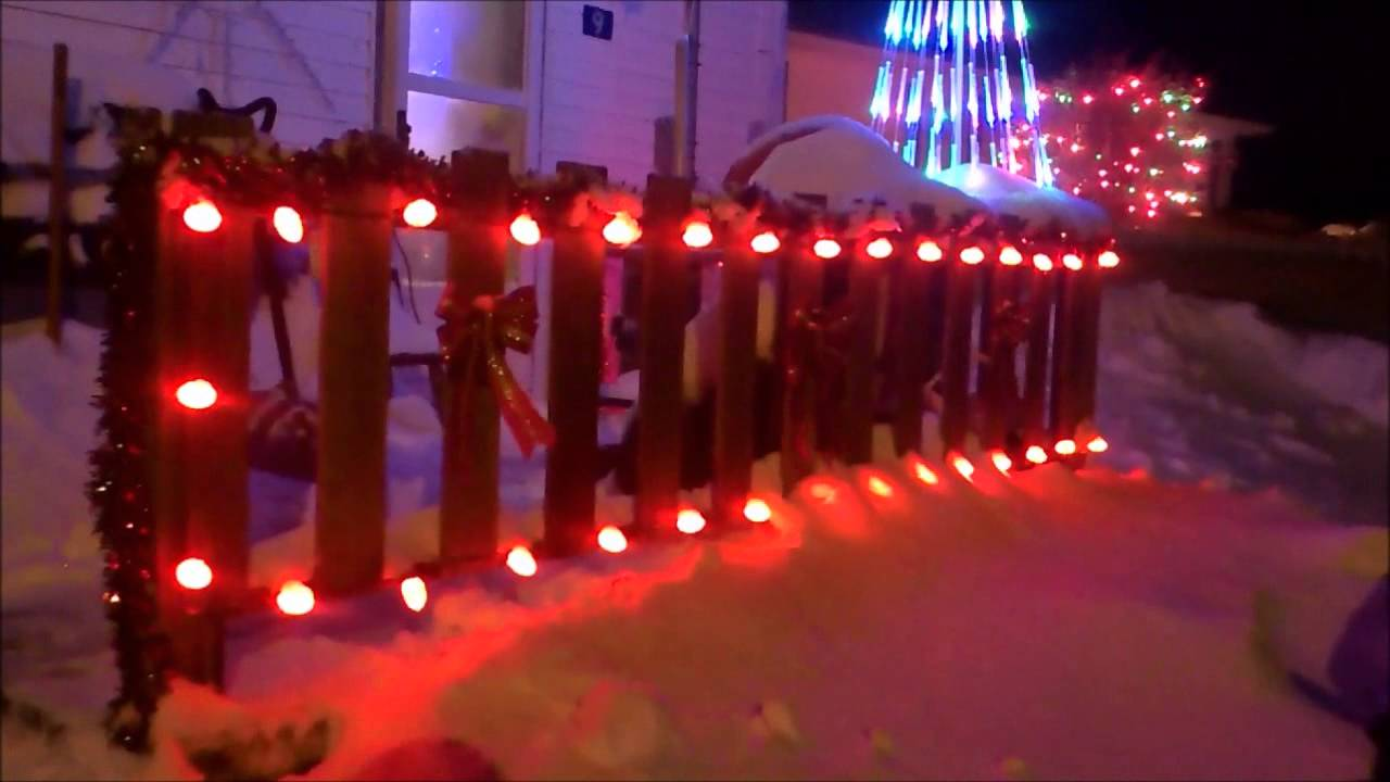 50 LED Lights by GE - Color Effects Christmas lights. - YouTube