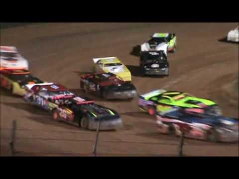 Jason Fosnaught Feature Lernerville Speedway 8/25/17
