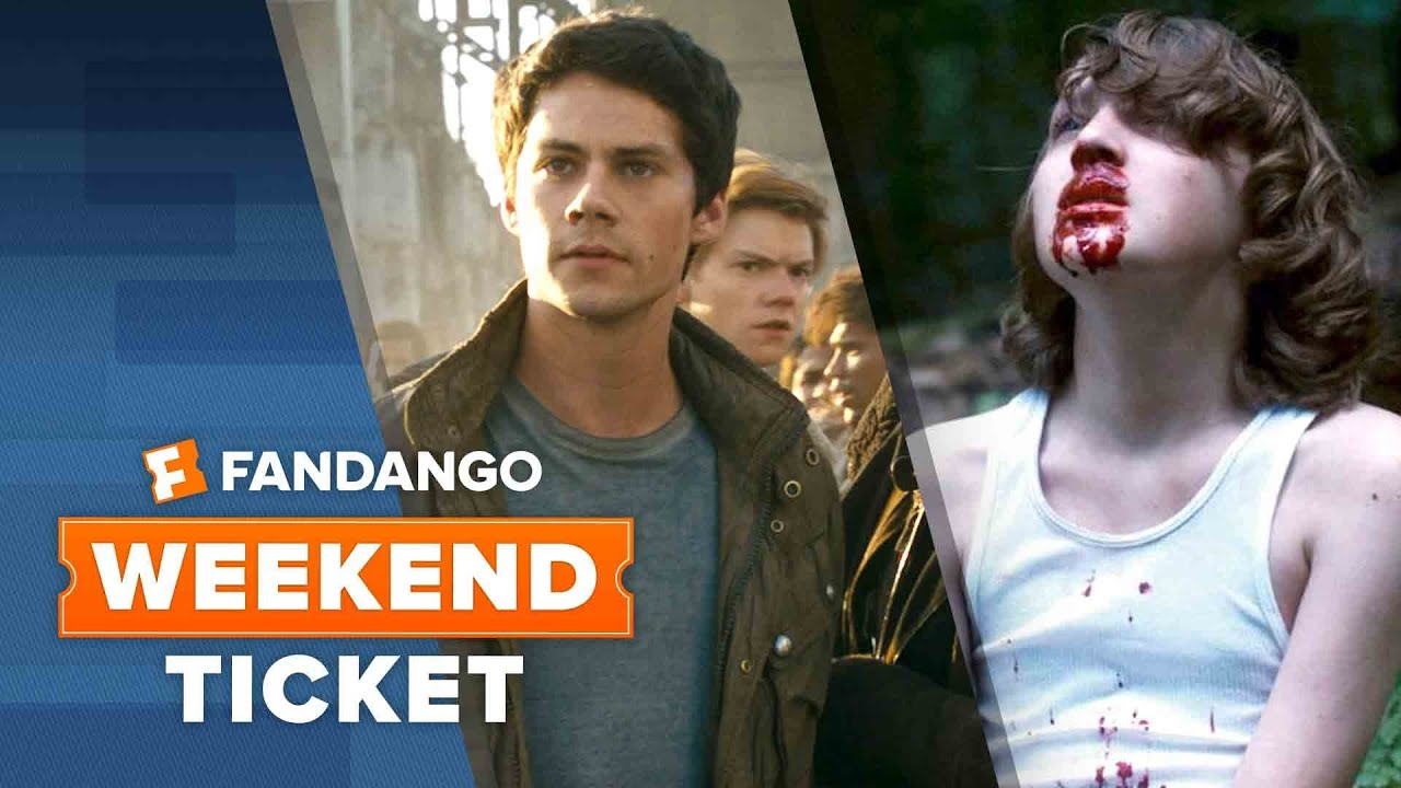 Now In Theaters: Maze Runner: The Death Cure, Desolation, 12 Strong | Weekend Ticket