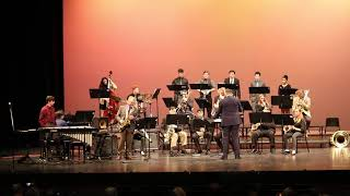 Isfahan from Far East Suite - ACHS Jazz 1 with Danny House