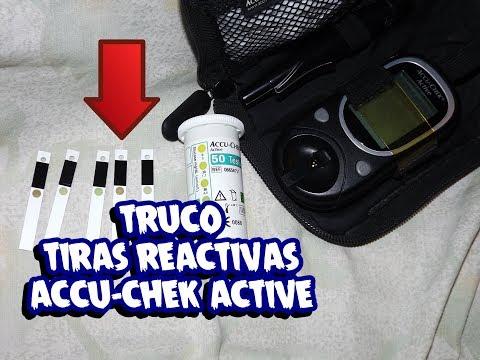 2c085e764 CÓMO USAR TIRAS ACCU CHEK ACTIVE ▻GLUCÓMETRO SIN PILA glicosímetro ▻GLUCOSA  EN SANGRE-DIABETES - YouTube