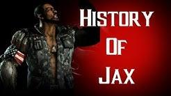 History Of Jax Mortal Kombat X
