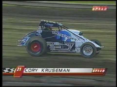 "2003 USAC National Sprint Cars ""Indiana Sprint Week"" At Terre Haute Action Track"