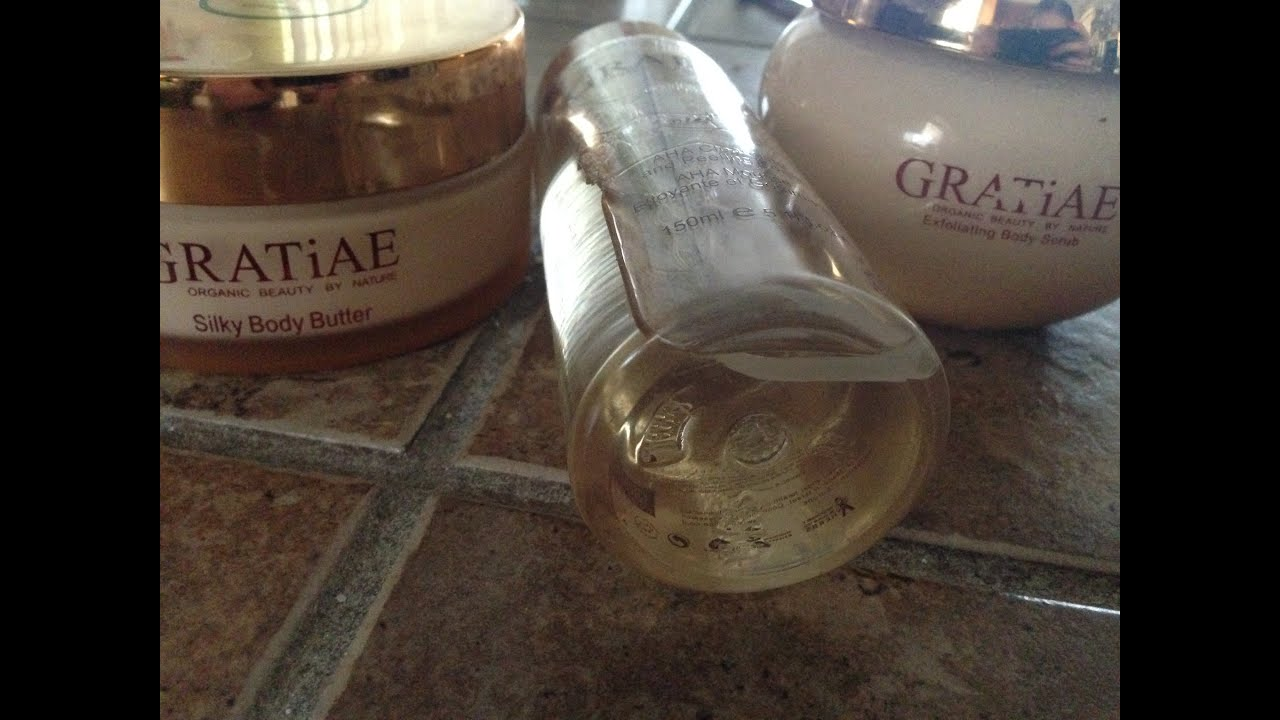 gratiae skin care reviews