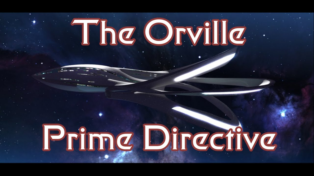Download The Orville News - Seth MacFarlane  - Prime Directive