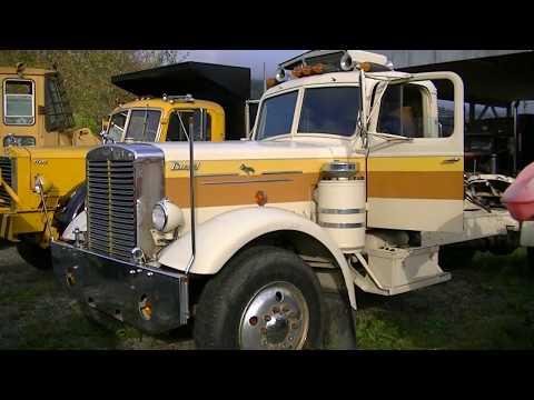 1954 LTL Mack Truck