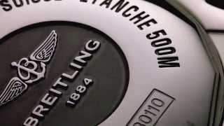 Super Factories: Breitling - 4 Watch Case