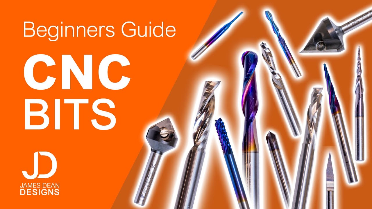Download Beginners Guide to CNC Bits - Including Speeds and Feeds