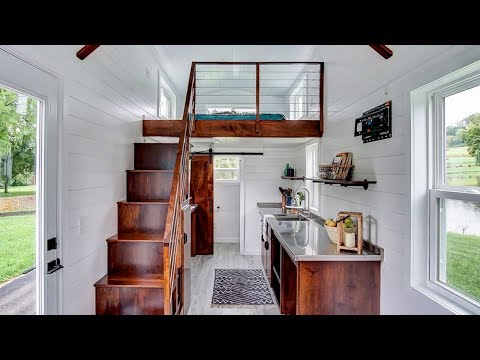 Incredible Stunning Rodanthe Tiny House by Modern Tiny Living