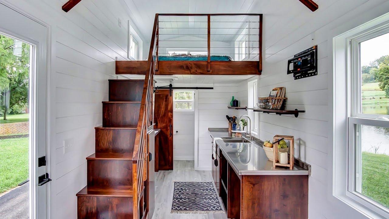 Incredible Stunning Rodanthe Tiny House By Modern Tiny