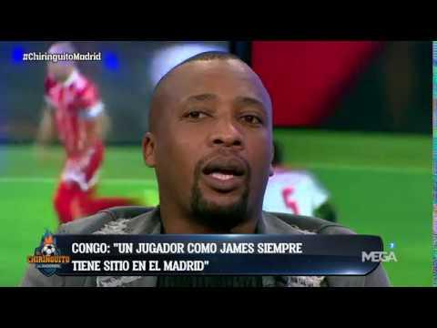 """Congo: """"ZIDANE ha dicho que NO QUIERE a NADIE pero NO HA DICHO 'Florentino, NO FICHES'"""""""