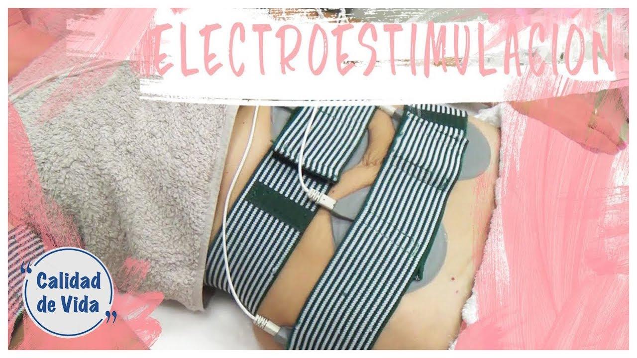 electroestimulación pregnancy perder gordura abdominal