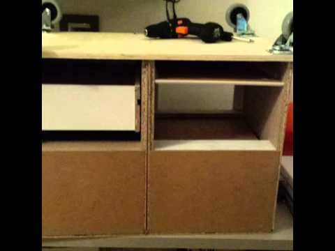 Cucina ikea bimbi home made - YouTube