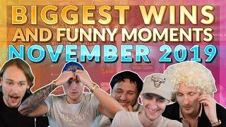 Casinodaddy Funny Moments - November 2019