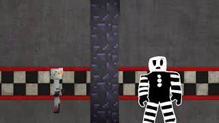 Mangle & Puppet esplora Fnaf 2 Pizzeria a Roblox! [FNAF 2 RP]