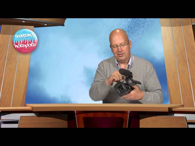 Freezing Hotspots Tutorial: 03 AUDIO